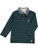Me & Henry Me & Henry Waverly Green Polo