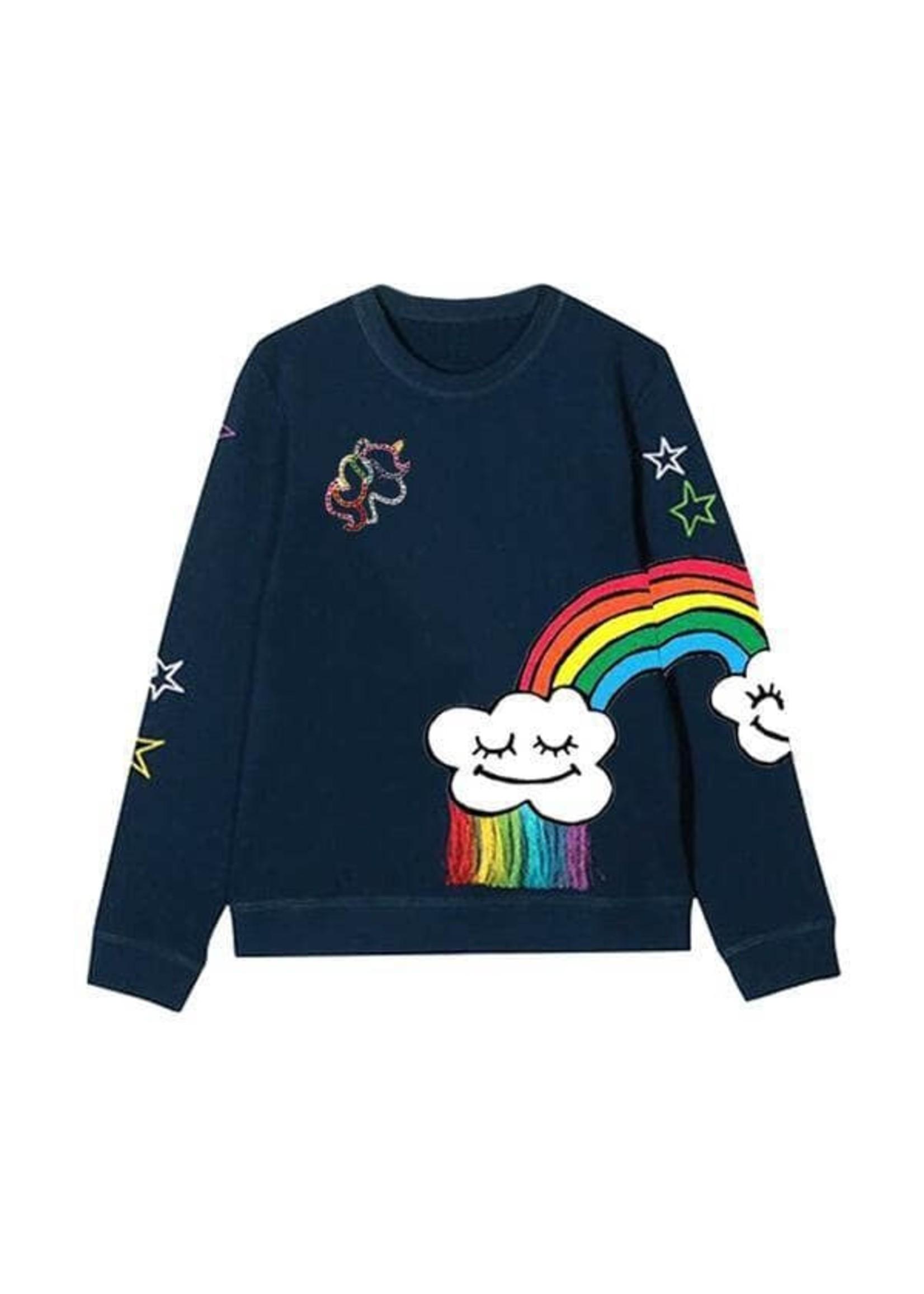 Smiley Cloud Sweatshirt