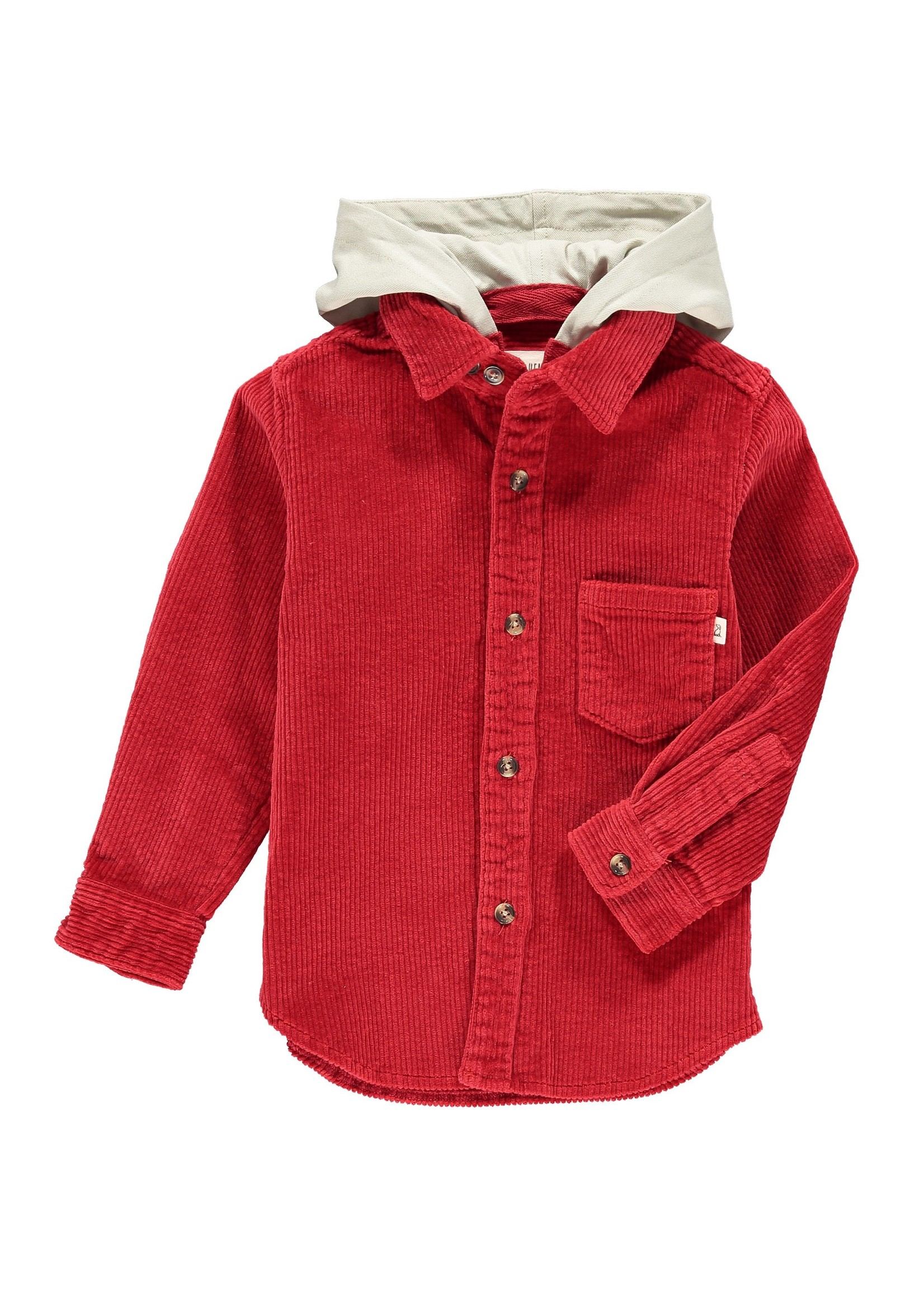 Me & Henry Me & Henry Erin Red Cord Jacket
