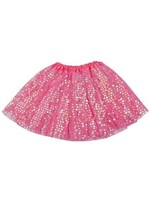 Hot Pink Sequins Tutu