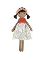 Albetta Albetta Flower Aria Linen Doll