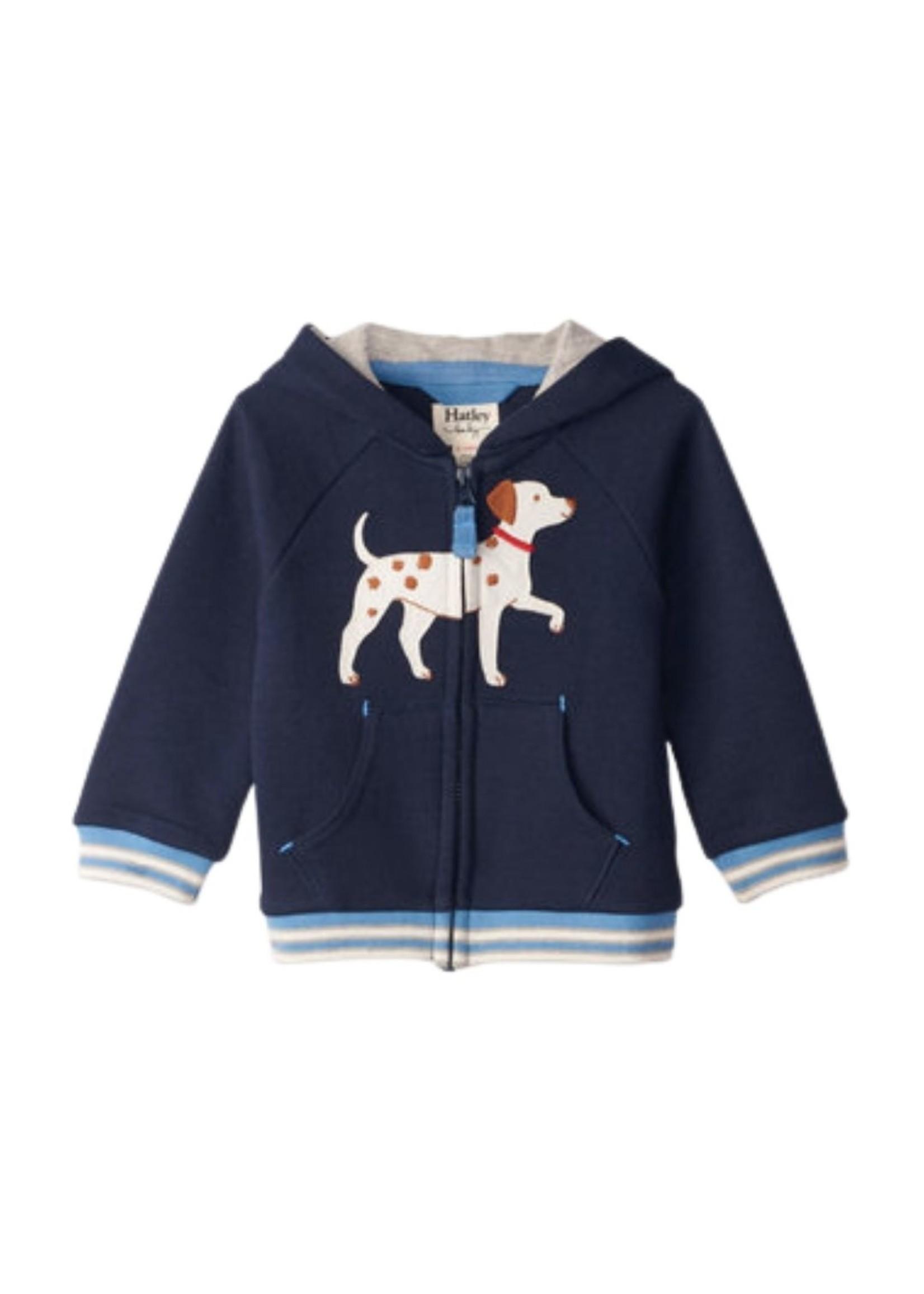 Hatley Hatley Little Pup Baby Hoodie