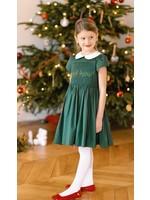 Antoinette Paris Antoinette Paris Victoire Green Dress