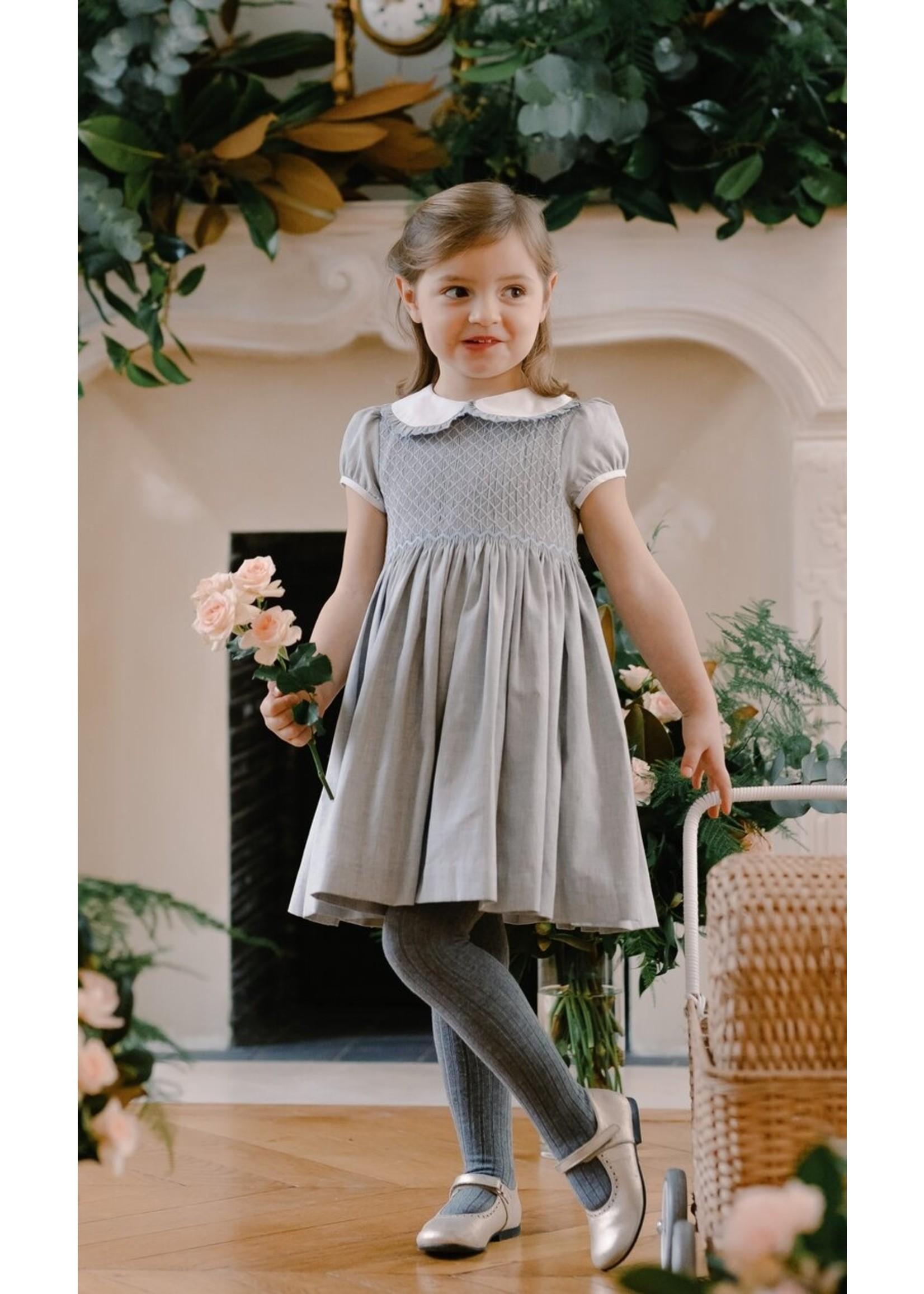 Antoinette Paris Antoinette Hortense Grey Dress
