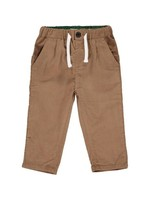 Me & Henry Me & Henry Tally Brown Corduroy Pant