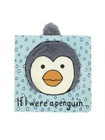 "Jellycat Jellycat ""If I Were a Penguin"" Book"