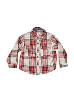 Pink Chicken Pink Chicken Jack Snow Tartan Shirt