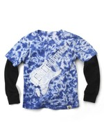 Guitar Two-in-One Long Sleeve Top