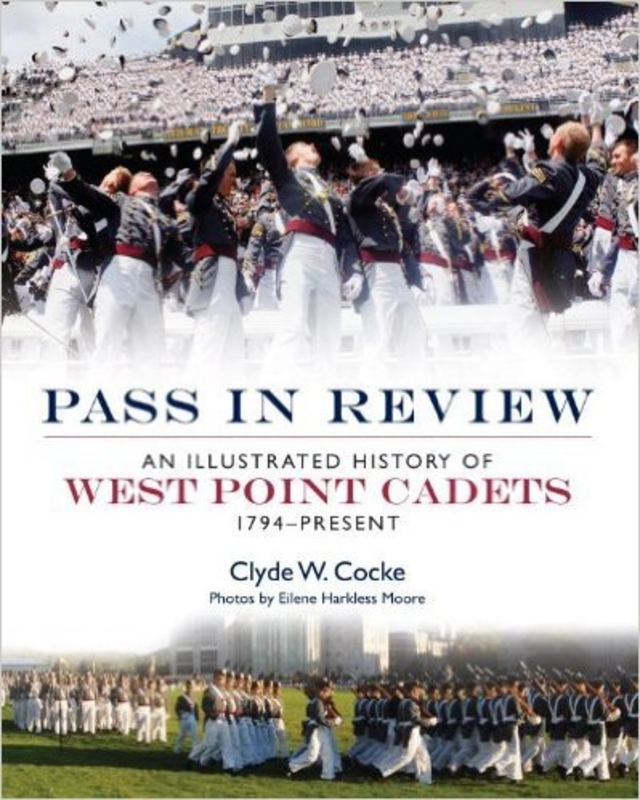 Pass In Review (An Illustrated History of West Point Cadets) (Vintage)
