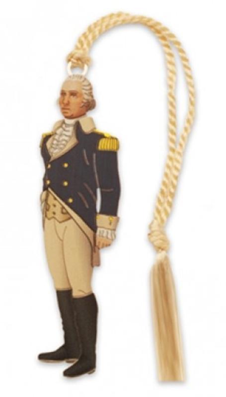 General George Washington Bookmark
