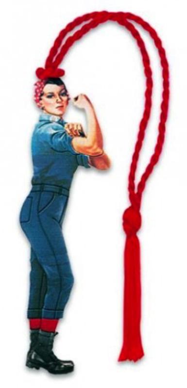 Rosie The RIveter Bookmark
