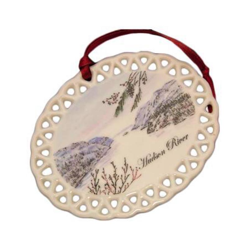 Hudson Valley Christmas Ornament