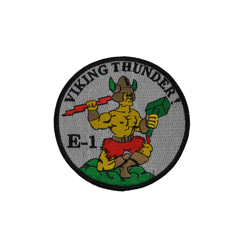 E-1 Company Patch