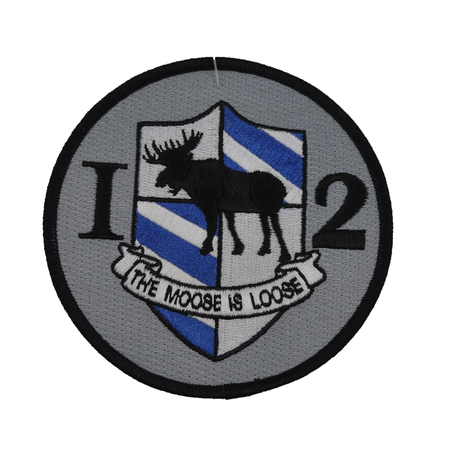 I-2 Company Patch