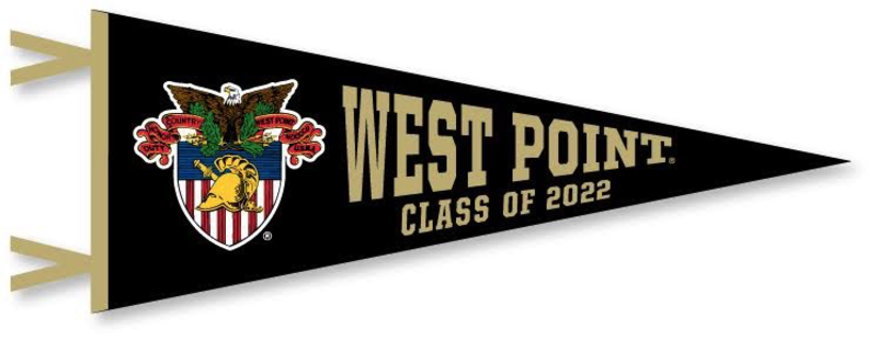 Class of 2022 Pennant (9.5 by 24 inches)