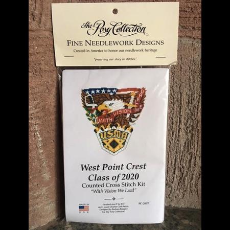 Class of 2020 Cross Stitch Kit