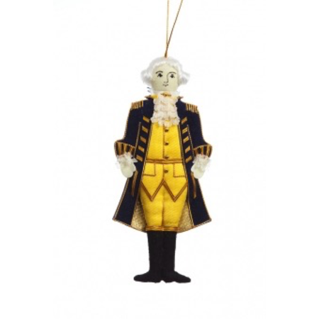St. Nicholas Co. George Washington Ornament