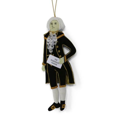 St. Nicholas Co. Alexander Hamilton Ornament