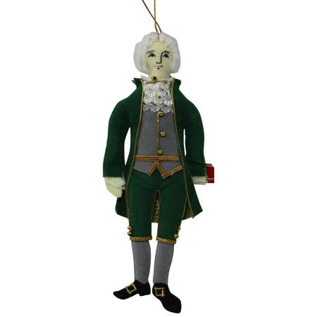 St. Nicholas Co. Thomas Jefferson Ornament