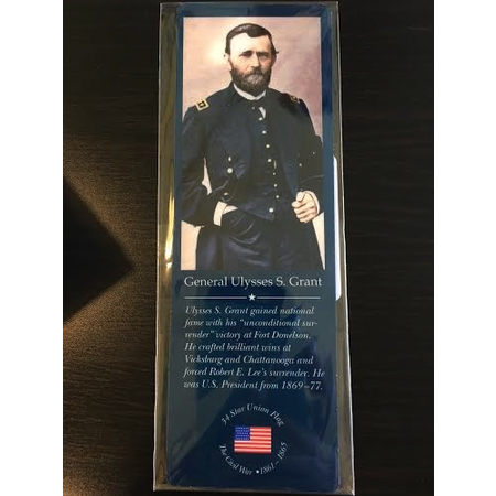 General Grant Bookmark