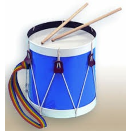 Blue Field Drum (Noble and Cooley)