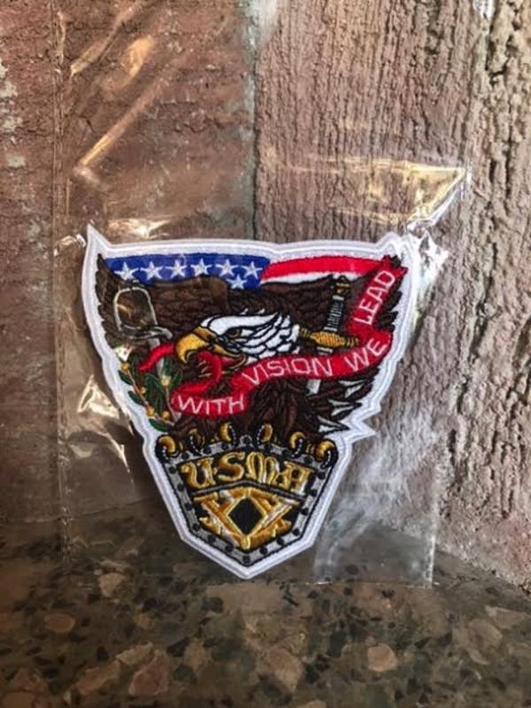 USMA 2020 Crest Patch