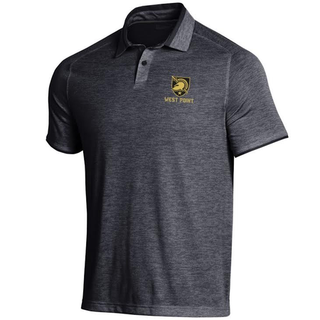 Under Armour West Point Tour Tips Streaker Polo with Shield