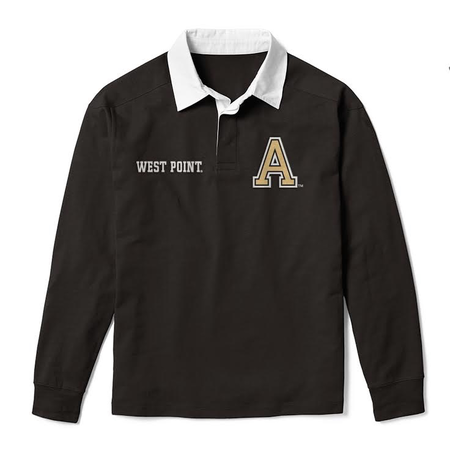 League West Point Jack Collared Long Sleeve Shirt (Small)