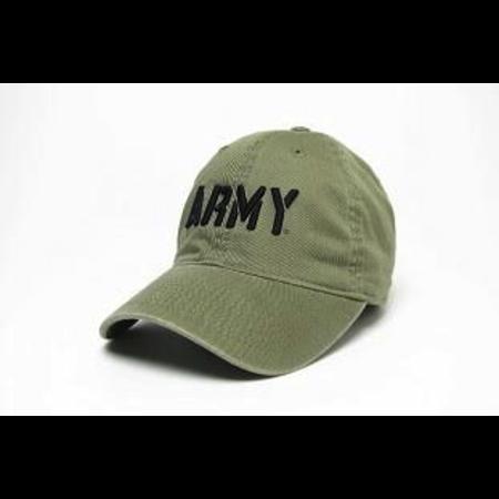 Twill Army Baseball Cap