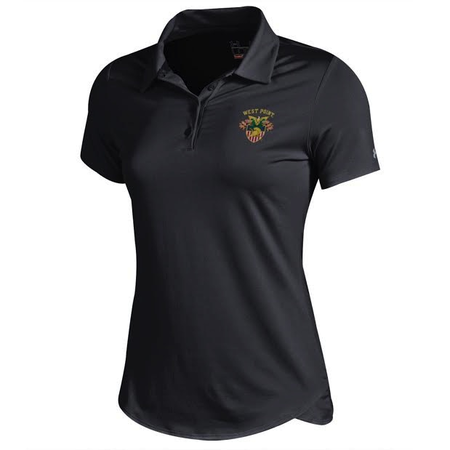 Under Armour West Point Women's Polo with USMA Crest