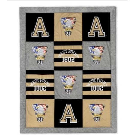 West Point Class of 2021 Spirit Blanket (62 by 80 inches)