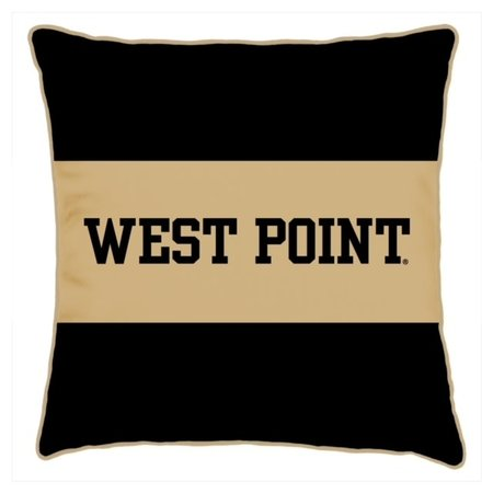 "League West Point Spirit Pillow (14"" by 14"")"