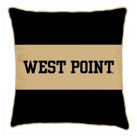 "League West Point Spirit Pillow (14"" by 14"")"