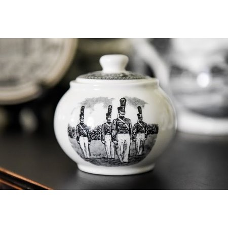 West Point China Sugar Bowl