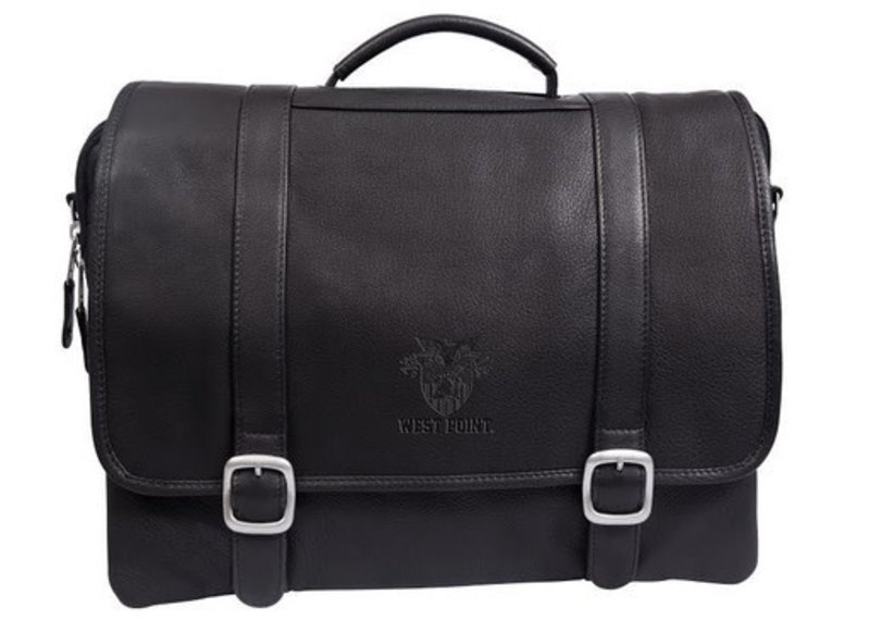 Willow Rock Computer Leather Briefcase (Special Order)