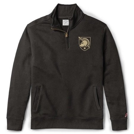 League West Point Stadium Quarter Zip with Athletic Shield