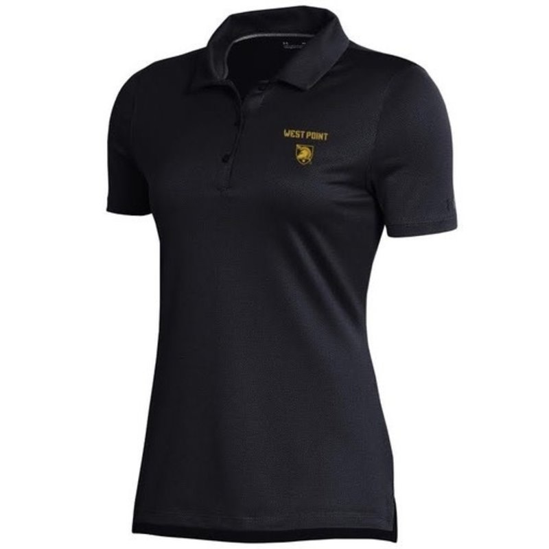 Under Armour Women's West Point Rally  Polo /Shield