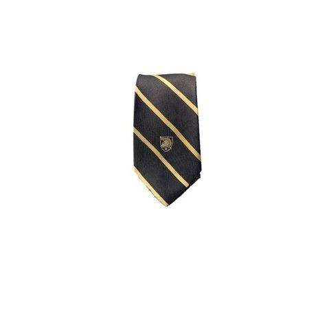 Silk Tie with West Point Shield