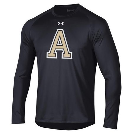 "Block ""A"" Long Sleeve Tech Tee"