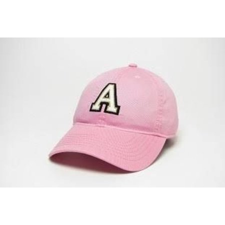 Pink Oxford Youth Baseball Cap