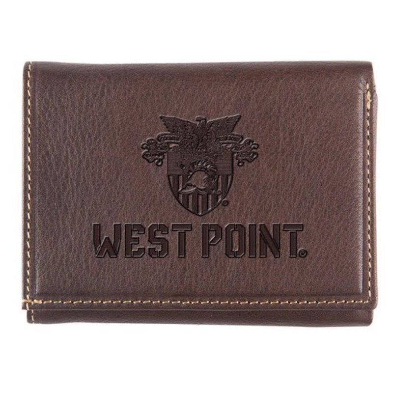 Trifold West Point/Crest Wallet