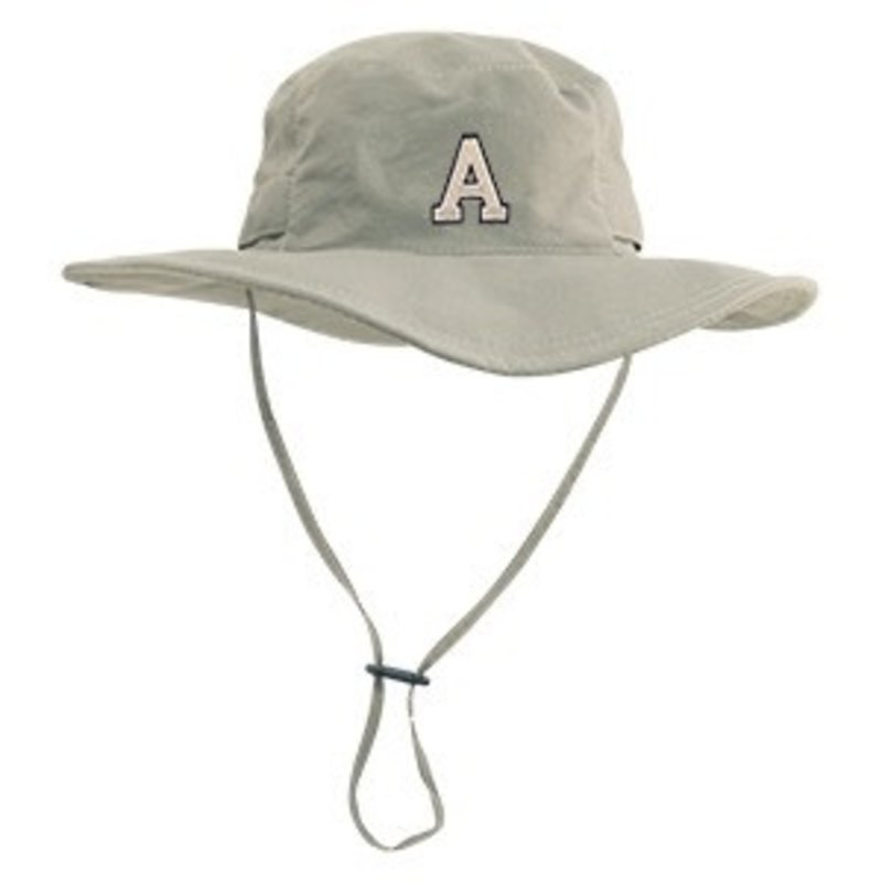 Logo Fit Khaki Boonie Outback Hat