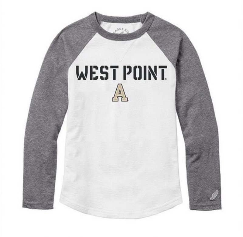 West Point Youth Baseball Tee