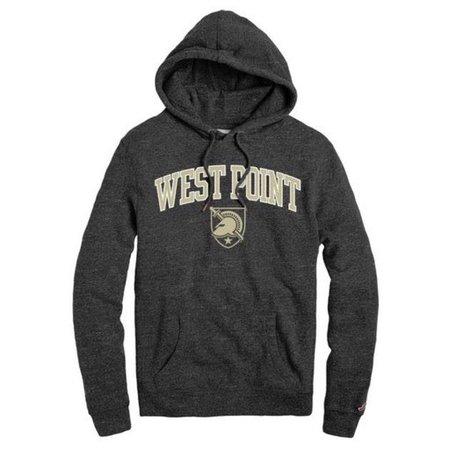 Heritage Hood West Point Sweatshirt/Shield (XL)