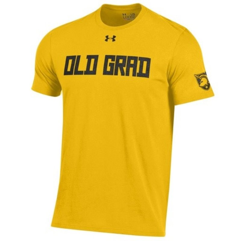 Under Armour Old Grad Charged Cotton T- Shirt
