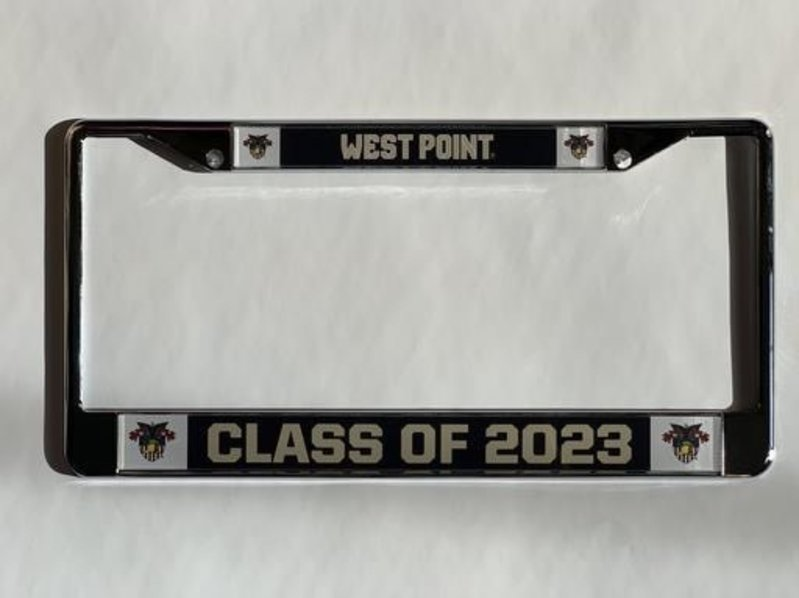Class of 2023 License Plate Frame