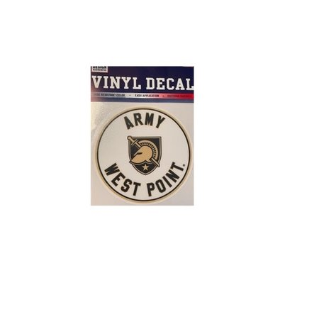 Army West Point Vinyl Decal, 3""