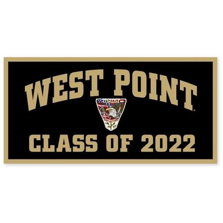 West Point Class of 2022 Banner (Class Specific Crest)