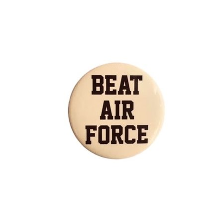 Beat AIr Force Spirit Pin