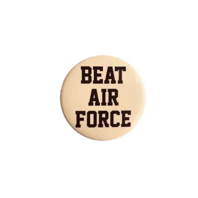 Beat Air Force Spirit Pin